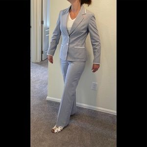 Lined summer suit